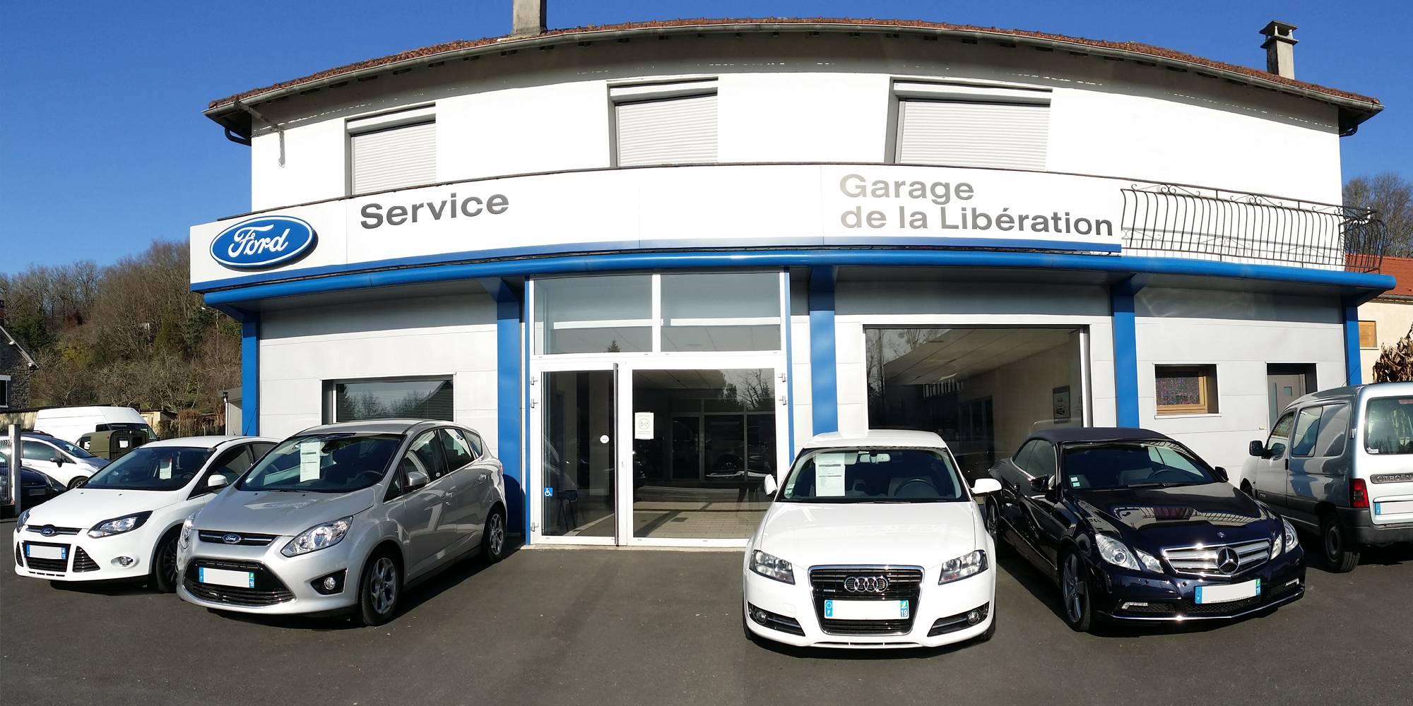 Garage De La Liberation